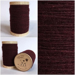 395 Rustic Moire Wool Thread