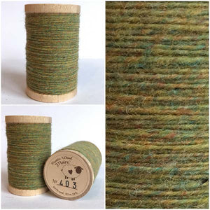 403 Rustic Moire Wool Thread