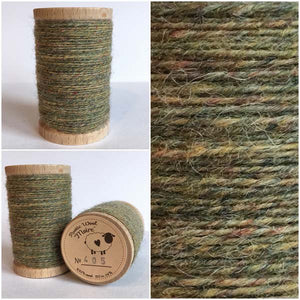 405 Rustic Moire Wool Thread