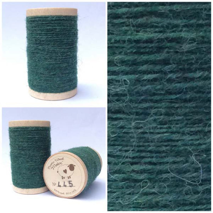 445 Rustic Moire Wool Thread