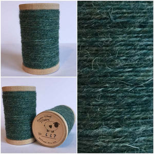 447 Rustic Moire Wool Thread