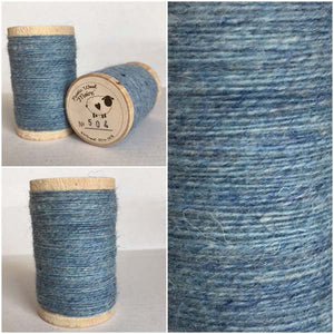 504 Rustic Moire Wool Thread
