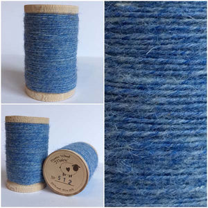 512 Rustic Moire Wool Thread
