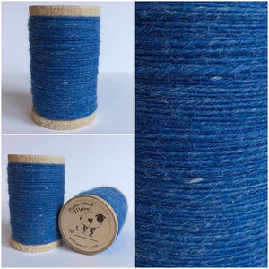 522 Rustic Moire Wool Thread