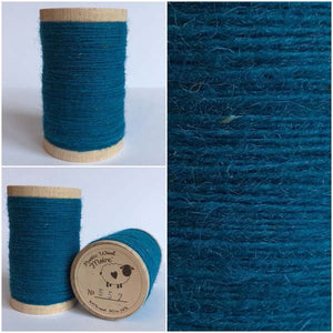557 Rustic Moire Wool Thread