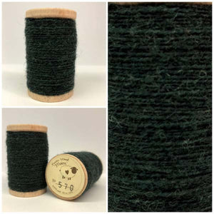 570 Rustic Moire Wool Thread