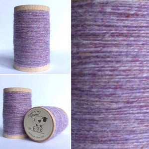 698 Rustic Moire Wool Thread