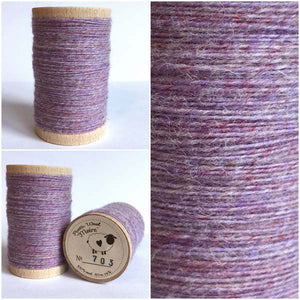703 Rustic Moire Wool Thread - DISCONTINUED