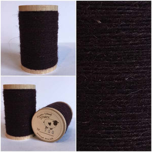 788 Rustic Moire Wool Thread