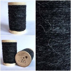 954 Rustic Moire Wool Thread