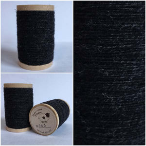 983 Rustic Moire Wool Thread