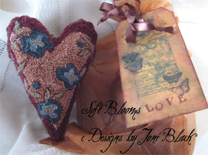 Hearts are Forever #110 - Punch Needle Paper or Digital Pattern