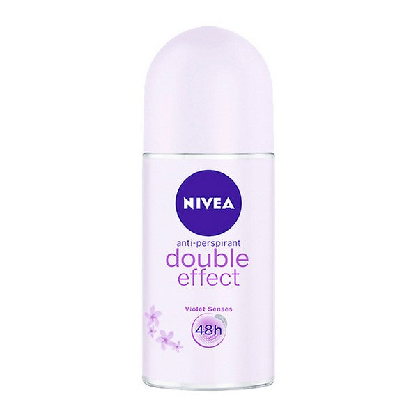 Roll-on deodorant Double Effect Nivea (50 ml)