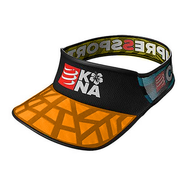 Solskärm Unisex Compressport Kona 17 Multicolour