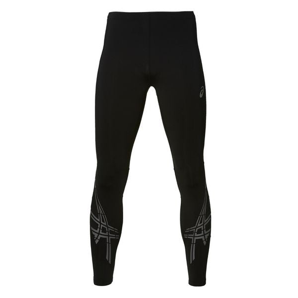 Sportleggings, Herr Asics Stripe Tight Svart