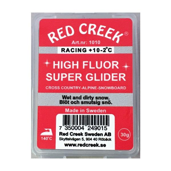 Red Creek Glider HF Silver
