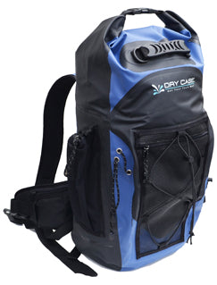 DryCASE Waterproof Backpack is One of a Kind!