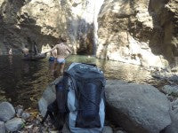 Surfing Waterproof Backpack