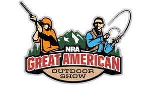 DryCASE at Great American Outdoor Show Booth #2431