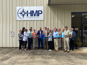 HMP Enterprises has grand opening for new headquarters in Manchester, Georgia after acquiring Dry Corp & Dry Case