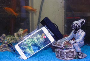 Take Your Smartphone Underwater!