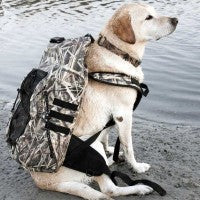 Camo Waterproof Backpack