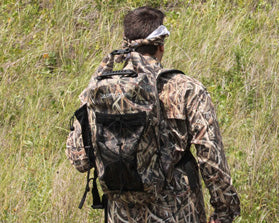 Waterproof camouflage waterfowl backpack