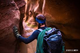Canyoneering with the Masonboro Adventure Backpack