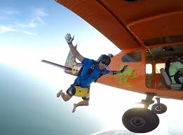 Skydiving With the Deca