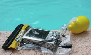 DryCASE works great to keep your digital camera dry!