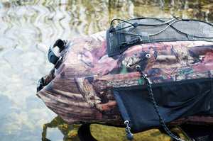 How The Brunswick Waterproof Camo Backpack Got Its Name