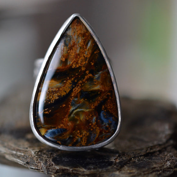 Pietersite Topography Ring