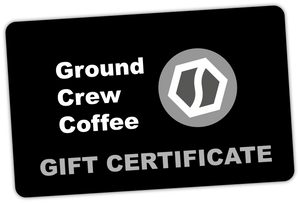 Gift Certificate (Delivered Electronically)