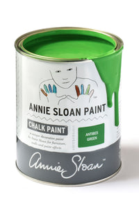 Antibes Green Annie Sloan Chalk Paint Litre