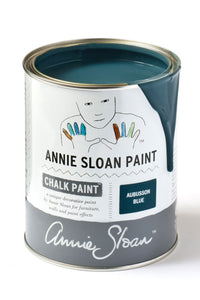 Aubusson Blue Annie Sloan Chalk Paint Litre