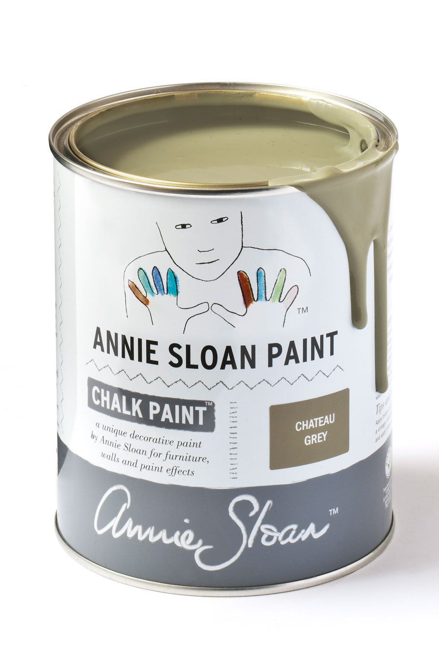 Chateau Grey Annie Sloan Chalk Paint Litre