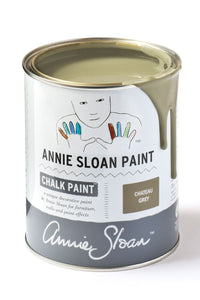 Chateau Grey Annie Sloan Chalk Paint Sample Pot 120ml
