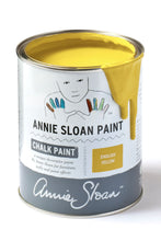 Load image into Gallery viewer, English Yellow Annie Sloan Chalk Paint Litre