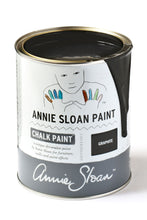 Load image into Gallery viewer, Graphite Annie Sloan Chalk Paint Litre