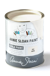Old White Annie Sloan Chalk Paint Litre