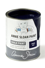 Load image into Gallery viewer, Oxford Navy Annie Sloan Chalk Paint Sample Pot 120ml