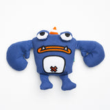 Touchdog Dog Toy - Monster Series