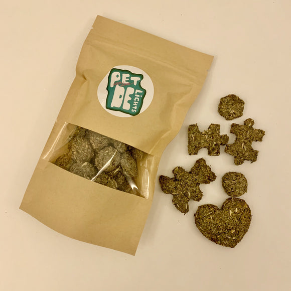 Hay Cookies in Assorted Shapes (60g)