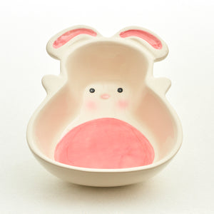 Food Bowl (Bunny Shape)