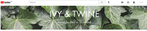 ivy and twine youtube channel
