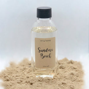 Sundara Beach (250ml) Diffuser Refill from Ivy & Twine