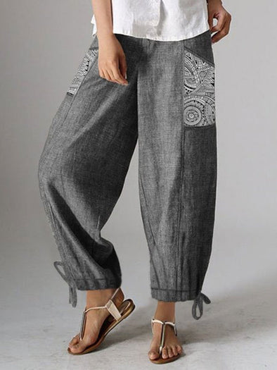 Tribal Casual Pants