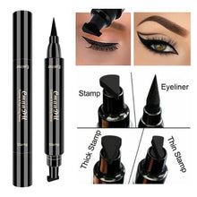Load image into Gallery viewer, Royale Liquid Dual Eyeliner and Wing Stamp