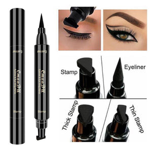 Royale Liquid Dual Eyeliner and Wing Stamp