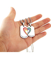 Load image into Gallery viewer, Royale Pride Necklace Set
